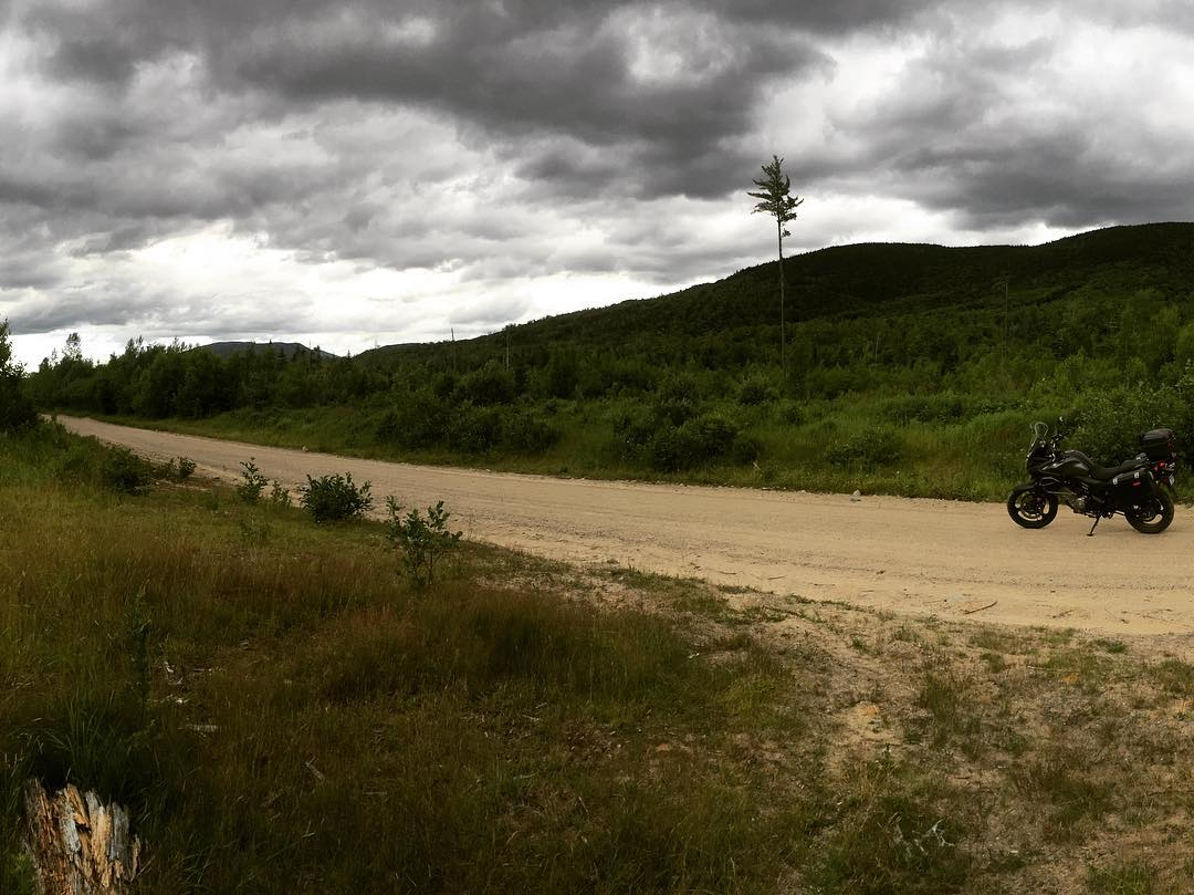 Trails from Berlin, NH -> Grafton Notch, ME